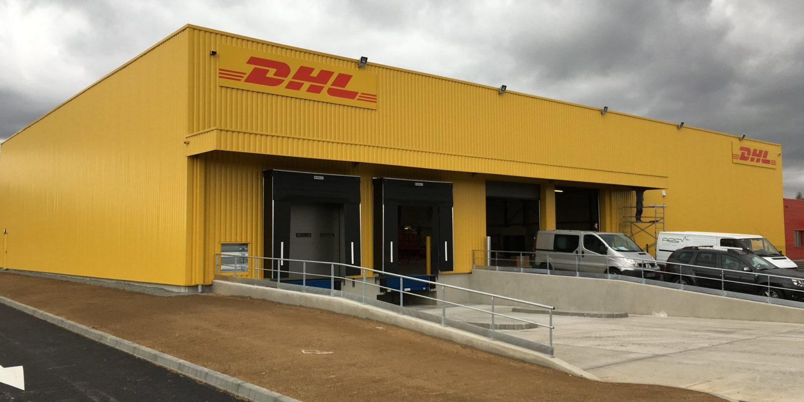 Bâtiment DHL
